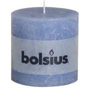 Rustiek Stompkaars 100/100 Jeans Blauw