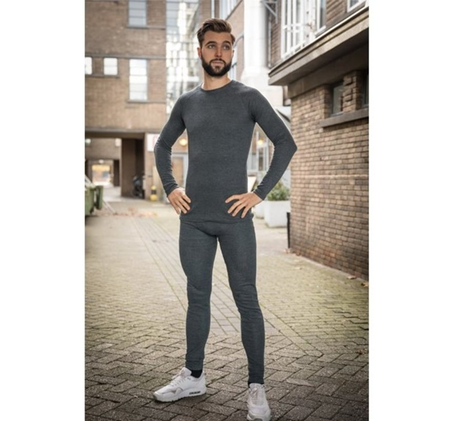 Thermoshirt - Heren - Maat M
