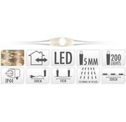 Zilverdraad 200led ww adapter