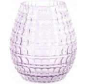 Countryfield Tealightholder Diana - Lila - 11 cm
