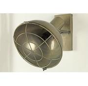 Decostar Wandlamp - E14 Gold - 34,5 x 31,5 x 36,5 cm
