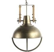 Hanging lamp E27 Mattijn S Gray - 41.5 x 41.5 x 175 cm