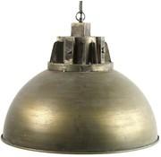 Decostar Hanglamp Mattijn - Goud - E27