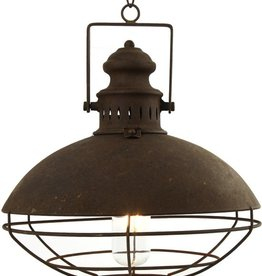Countryfield Hanglamp - Rond - Koper