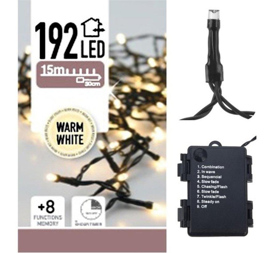 Decorativelighting Led Verlichting - 192 Bo - Warm Wit