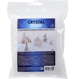 Kristalsneeuw 1 liter