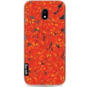 Casetastic broschiert Samsung Galaxy J3 (2017) - Herbstliche Blätter
