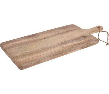 Tray Wood - Natural - 48 x 25 cm