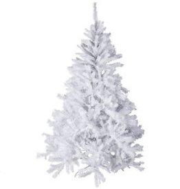 Witte Kunstkerstboom 210 cm