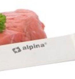 Alpina Vleesmes / Koksmes / Snijmes 33,5cm RVS