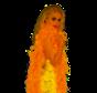 Boa orange 1,80 Meter
