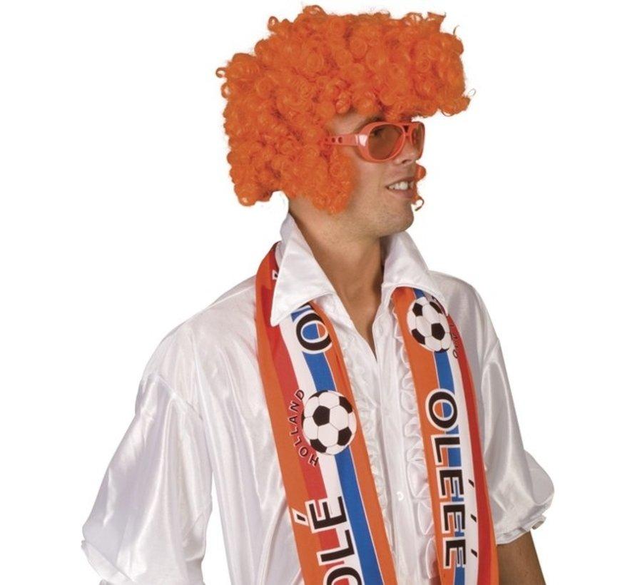 Orange Wig | Rock Star