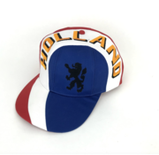 CAP HOLLAND ROOD/WIT/BLAUW