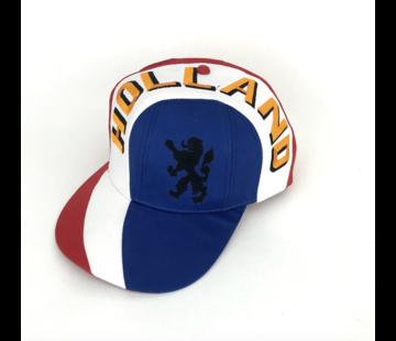 Fußball Cap Holland   rot Weiß Blau