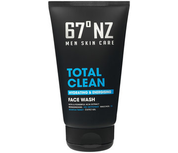 Total Clean Face Wash