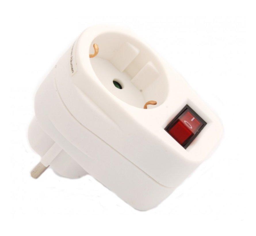 VB 41208 Einzel Transit Plug + RA + Switch (nicht für BE)