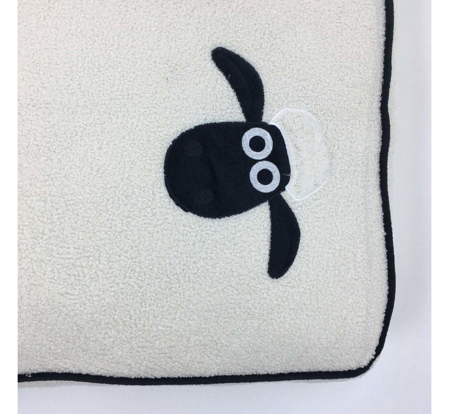 Hondenkussen Shaun the Sheep | 100x70cm