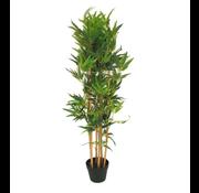 Kunstplant in Pot voor Binnen 120 cm Bamboe