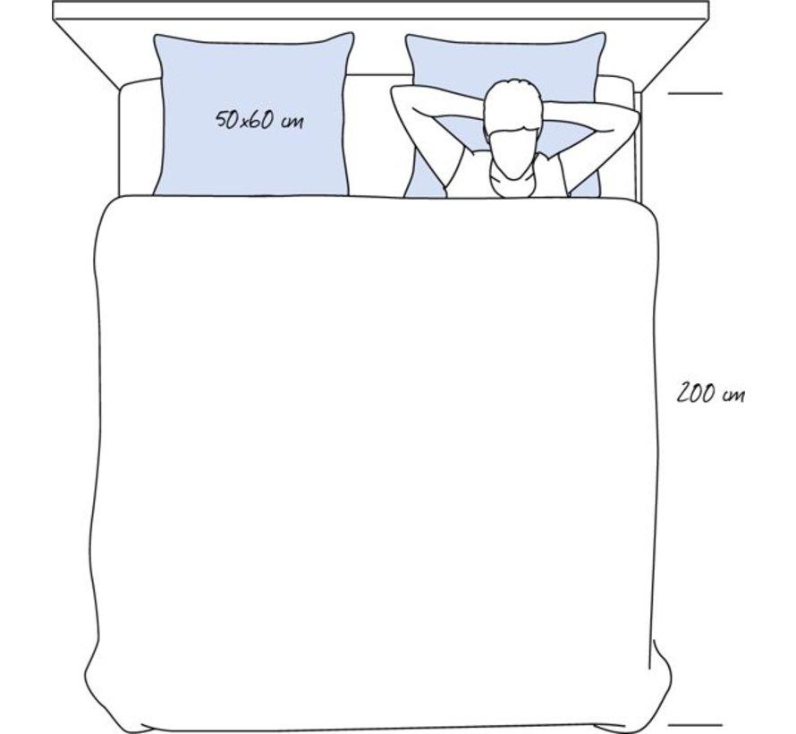 Swiss Boxkussen Pillow   Set van 2 stuks
