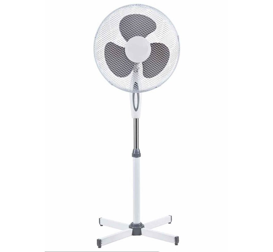 Astro Floor Fan Gray Ø40 cm