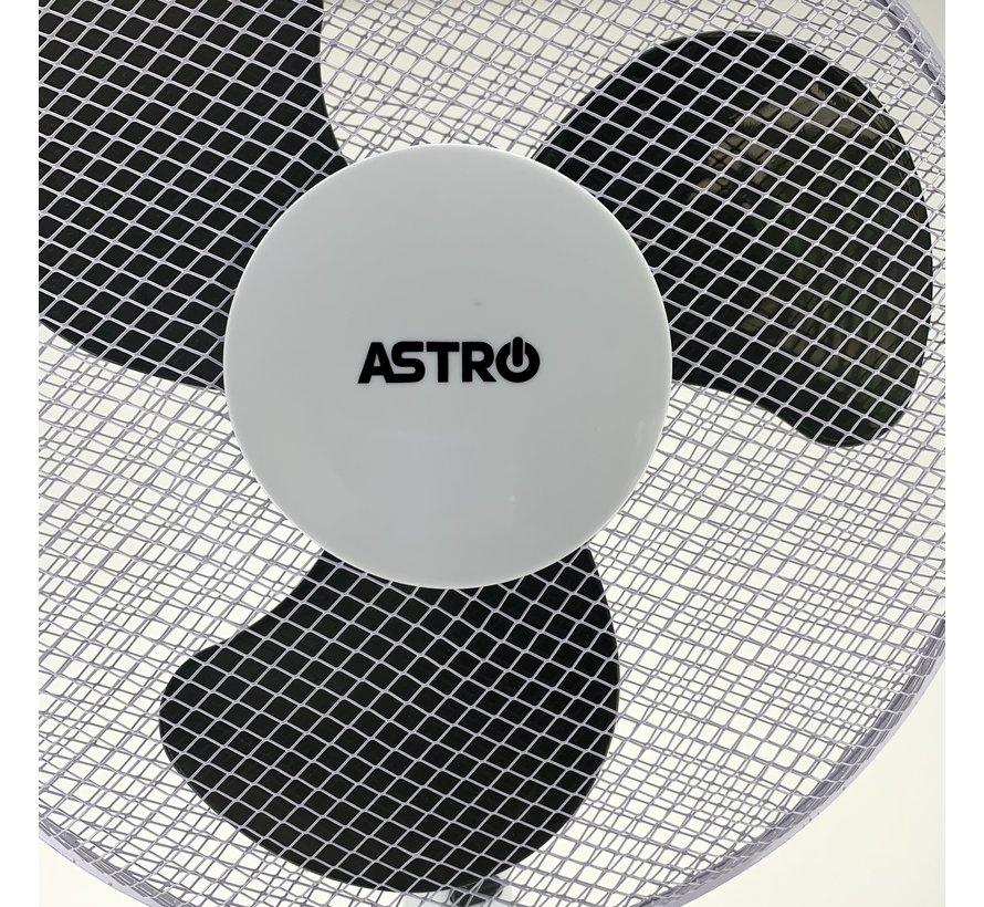 Astro Bodenventilator Grau Ø40 cm