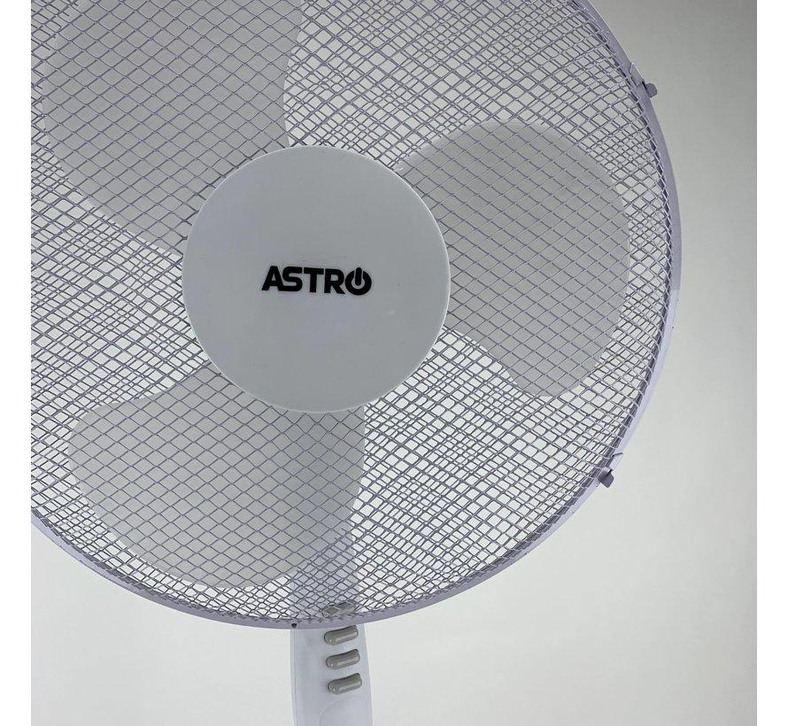 Astro Bodenventilator Weiß Ø40 cm