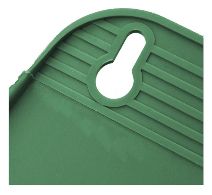 Schlauchhalter grün 23x15x13cm