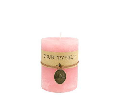 Countryfield Countryfield Stompkaars Roze Ø7 cm   Hoogte 7,2 cm