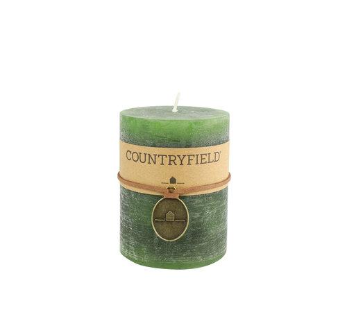 Countryfield Countryfield Stompkaars Groen Ø7 cm | Hoogte 9,5 cm