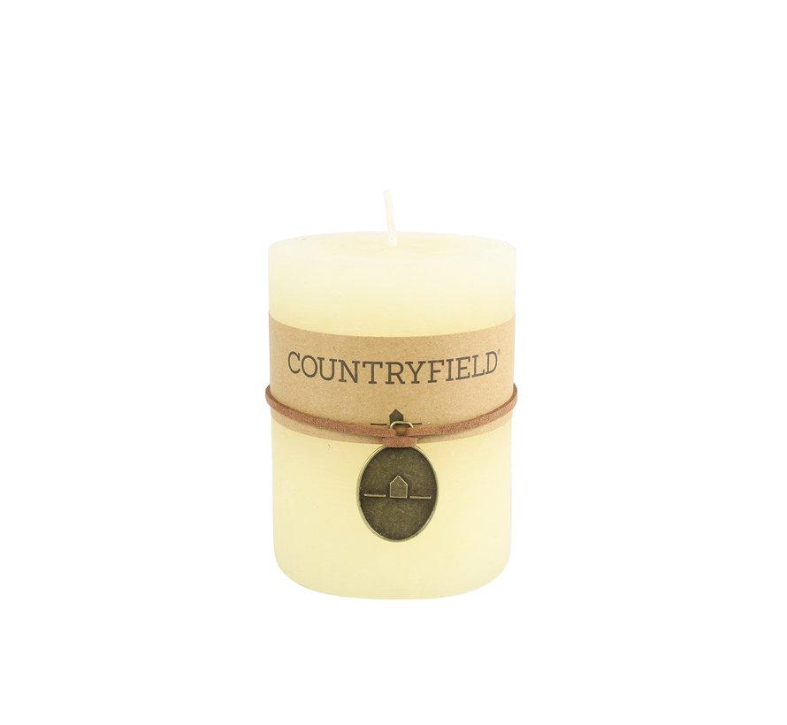 Countryfield Stompkaars Crème Ø7 cm | Hoogte 14 cm