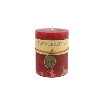 Countryfield Countryfield Stompkaars Red Ø7 cm | Height 9.5 cm