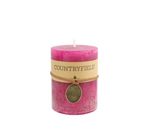 Countryfield Countryfield Stompkaars Fuchsia Ø7 cm | Hoogte 9,5 cm