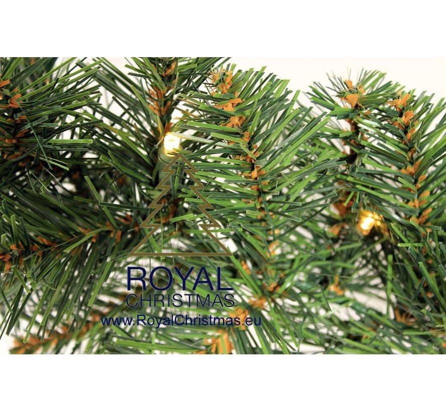 Washington Girlande 540 cm inklusive LED-Beleuchtung | Royal Christmas®