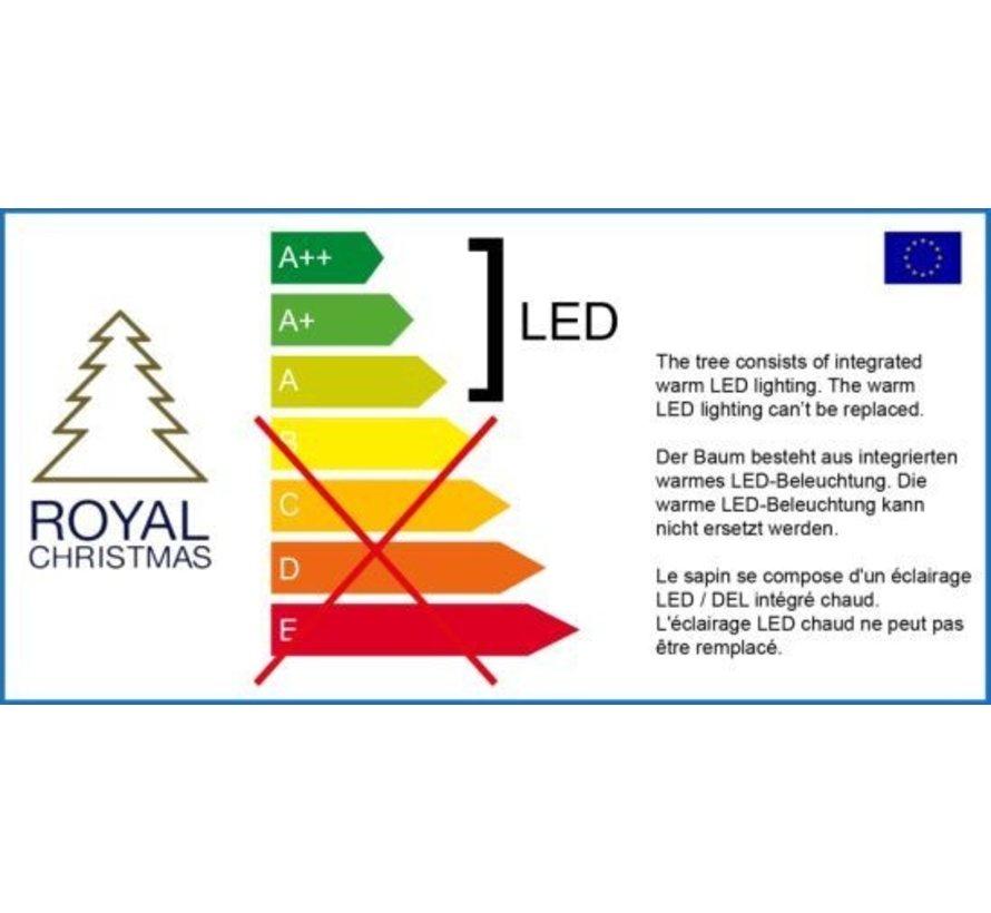 Guirlande Washington 540 cm inclusief LED verlichting  | Royal Christmas®