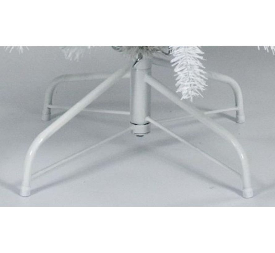 Kunstkerstboom Maine White 180 cm met Warm White LED | Royal Christmas®
