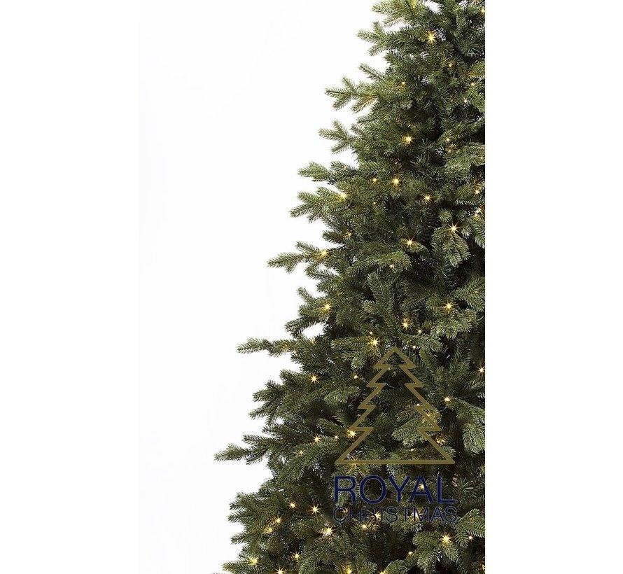 Künstlicher Weihnachtsbaum Spitsbergen 450 cm LED + Smart-Adapter | Royal Christmas®