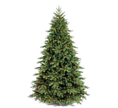Royal Christmas Kunstkerstboom Nordland 210 cm met LED + Smart Adapter   Royal Christmas®