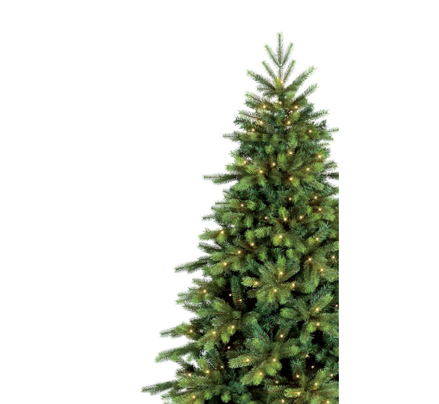 Kunstkerstboom Nordland 210 cm met LED + Smart Adapter   Royal Christmas®