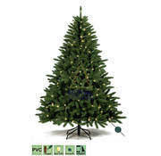 Royal Christmas Kunstkerstboom Washington 360 cm met LED + Smart Adapter