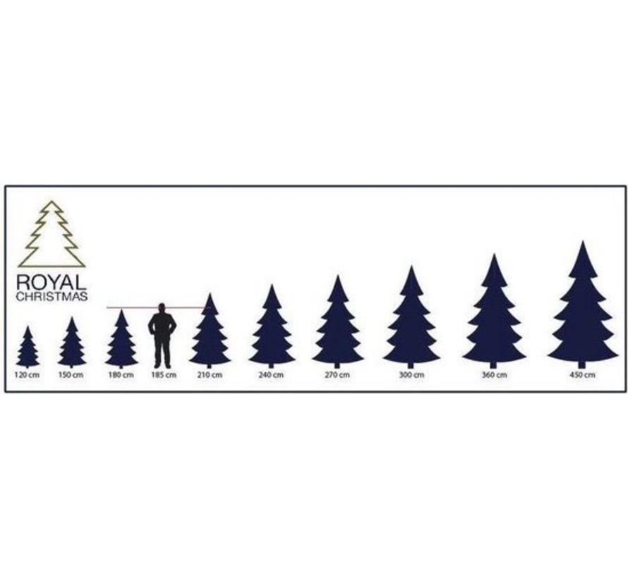 Kunstkerstboom Washington 180 cm met LED + Smart Adapter | Royal Christmas®