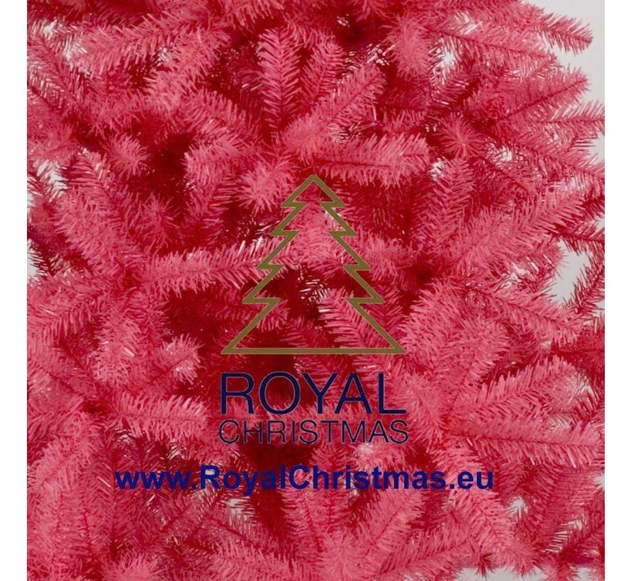 Pink Artificial Christmas Tree 150 cm