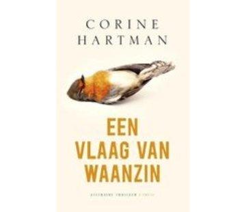 Een vlaag van waanzin | Corine Hartman