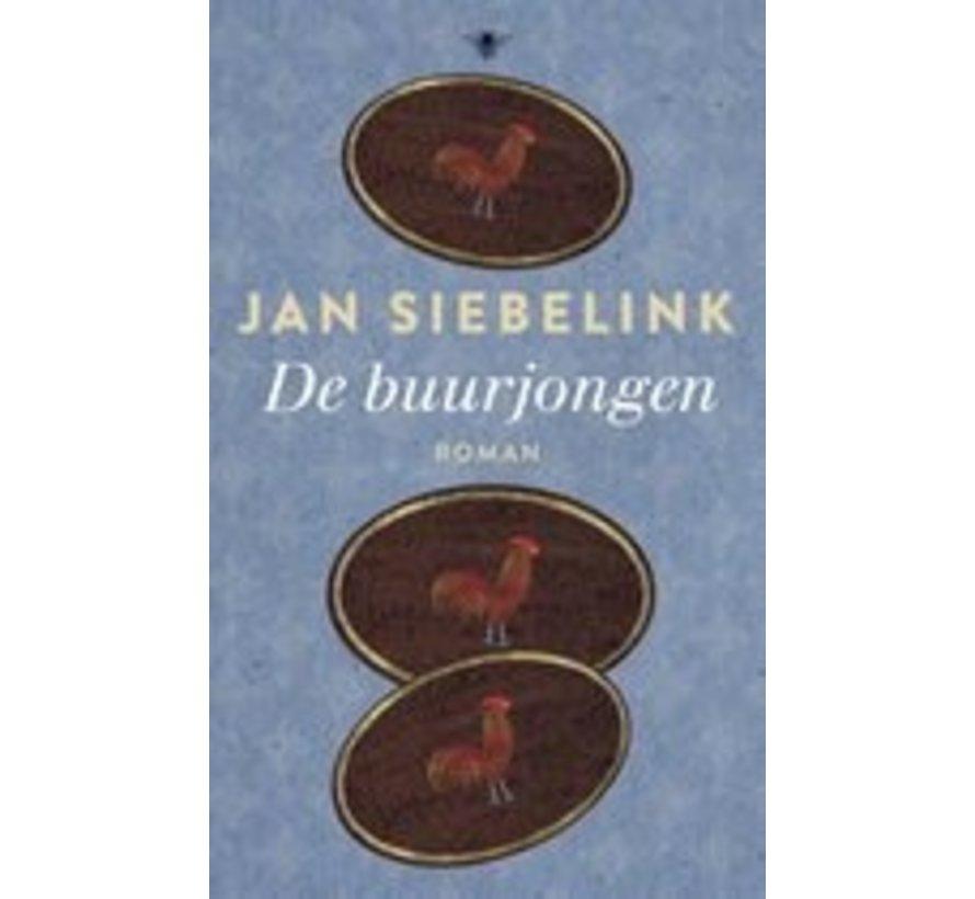De buurjongen van Jan Siebelink | Hardcover van 272 pagina's