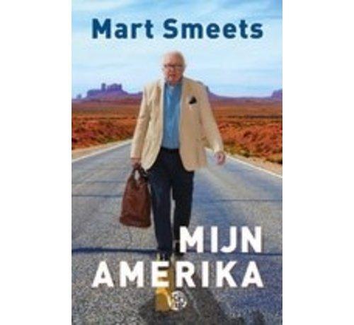 Mijn Amerika van Mart Smeets | Paperback van 320 pagina's