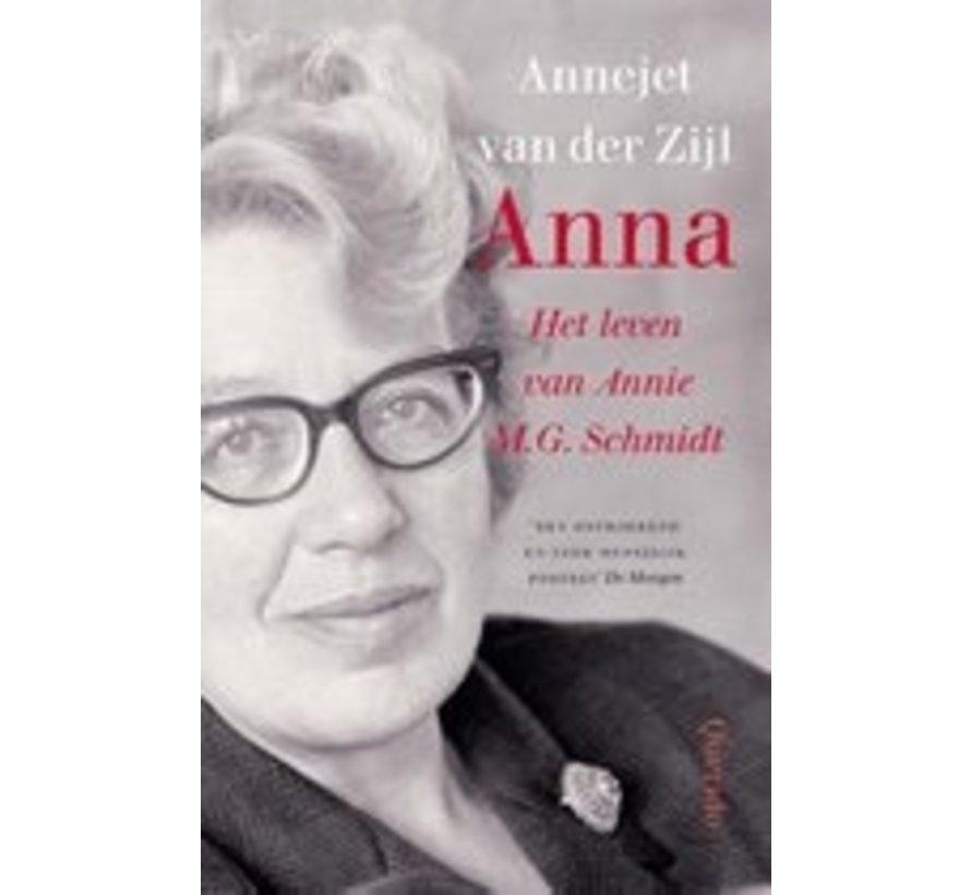 Anna van Annejet van der Zijl | Paperback van 480 pagina's