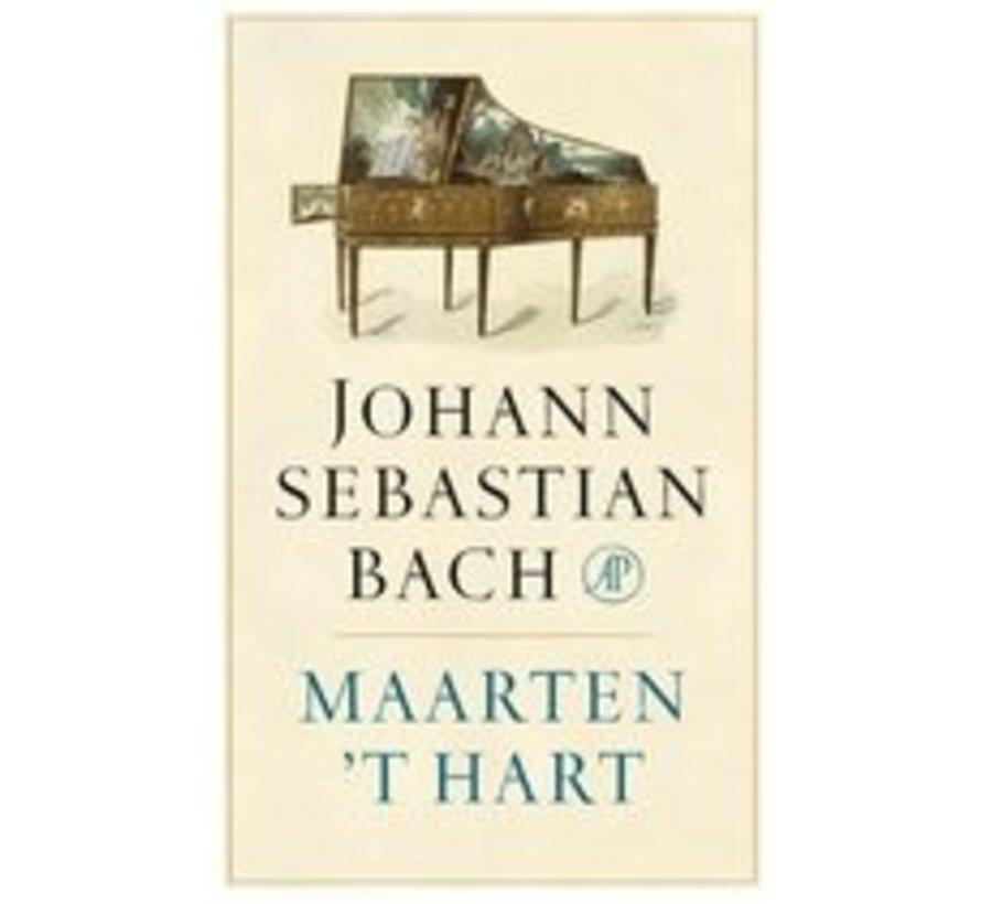 Johann Sebastian Bach van Maarten 't Hart | Paperback van 304 pagina's