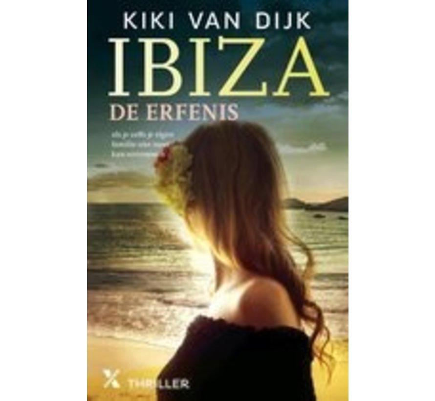 Ibiza, de erfenis van Kiki van Dijk   Paperback van 287 pagina's