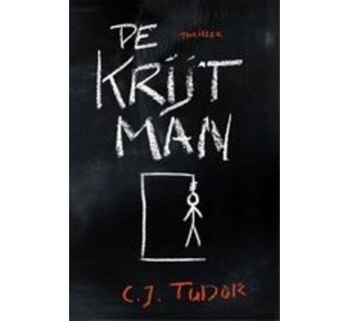 De Krijtman van Tudor   Paperback van 320 pagina's
