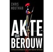 Akte van berouw   Chris Houtman