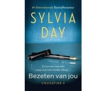 Crossfire 4 - Owned yours | Sylvia Day